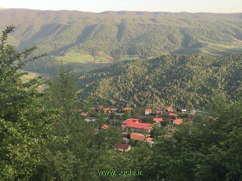 10 عکس زیبا روستای سوچلما