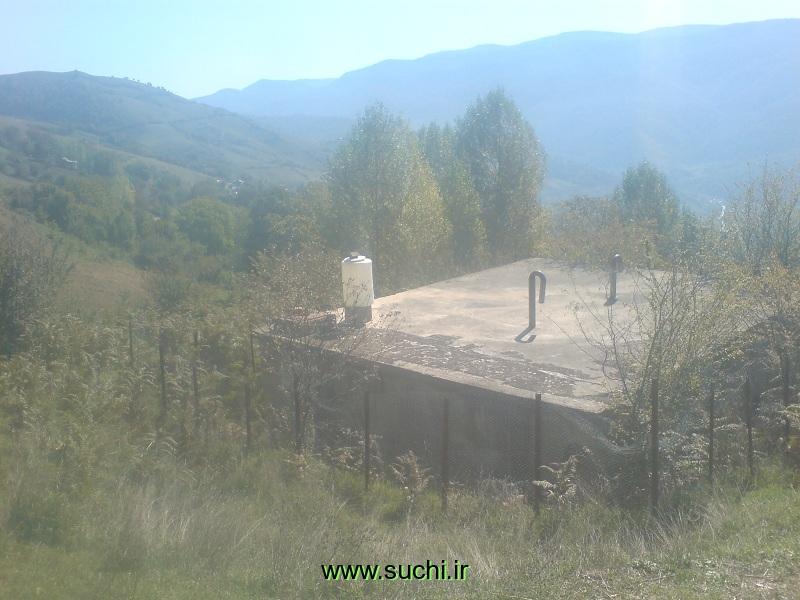 منبع اب شرب روستای سوچلما