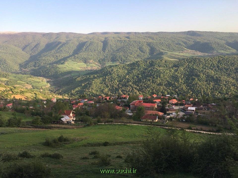 تصاویر زیبای روستای سوچلما  ادریبهشت 95