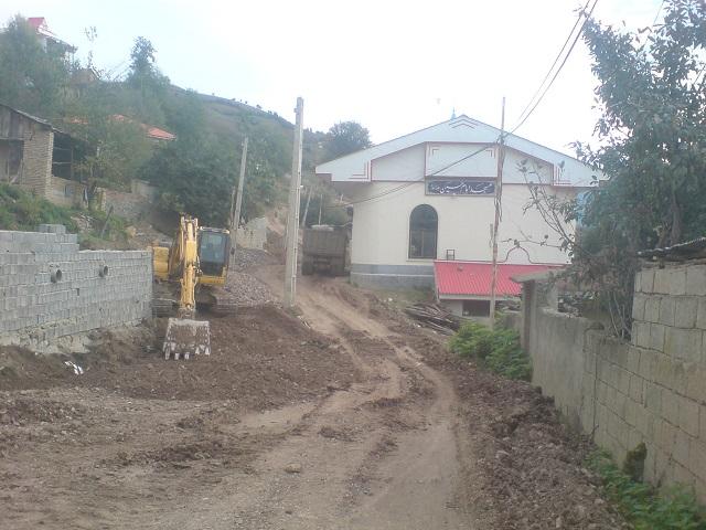 مسجد امام حسین روستا ی سوچلما