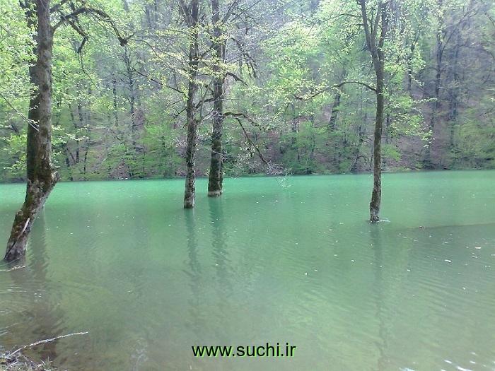 دریاچه ی چورت