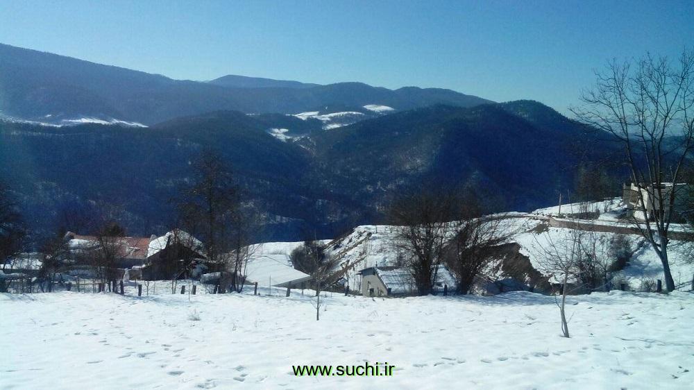 تصاویر بسیار زیبای روستای سوچلما-تلگرام
