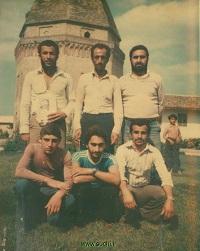 اول انقلاب-عکس قدیمی از جوانان روستای سوچلما