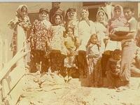 عکس قدیمی مرحومه مشهدی بانو عبدیان